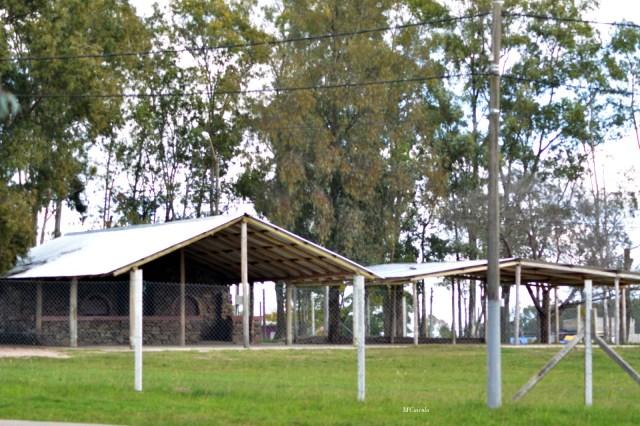 Rancho de piedra