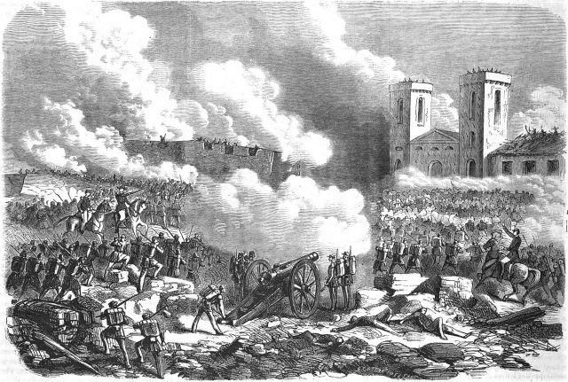 Asedio a Paysandú