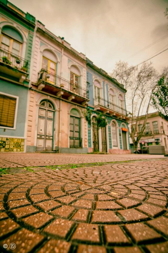 Peatonal Barrio Reus
