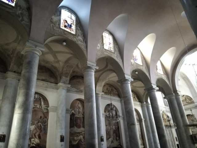 Interior de la Catedral De san José de Mayo