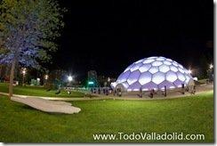 Valladolid cupula del milenio 3