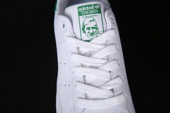 Adidas Stan Smith Blancas verdes 2