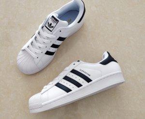 Adidas Superstar Blancas