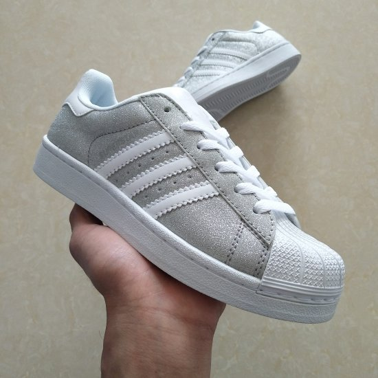 Adidas Superstar Grises 1 scaled