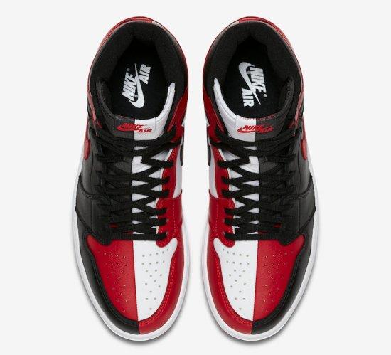 Air Jordan 1 Retro High OG Homage To Home 4