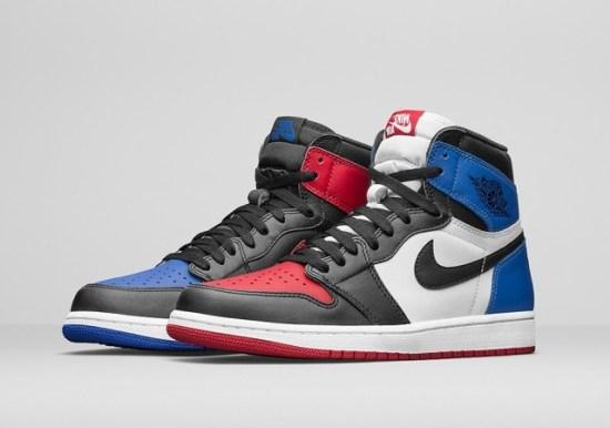 Air Jordan 1 Top 3 1