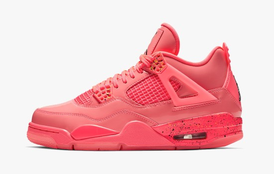 Air Jordan 4 Womens Hot Punch AQ9128 600 Release Date Price 1