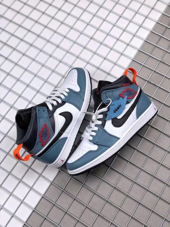 "Facetasm x Nike Air Jordan 1 Mid""Fearless 4"