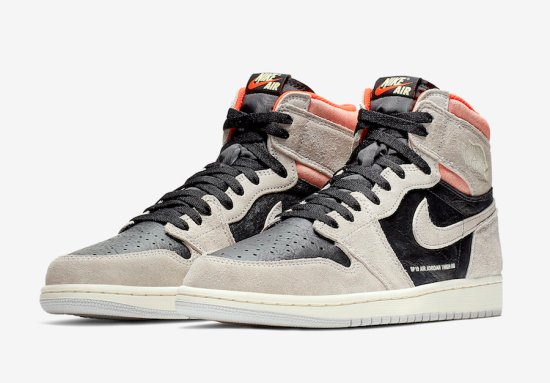Jordan 1 Retro High OG Neutral Grey 1