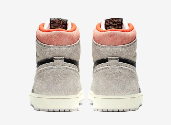 Jordan 1 Retro High OG Neutral Grey 5