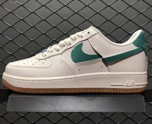 NIKE Air Force 1 '07 Azules y Verdes