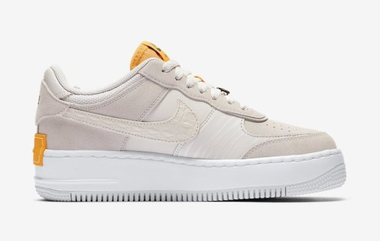 NIKE Air Force 1 Shadow Beig 1