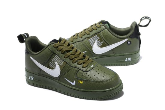 NIKE Air Force 1 Verde Militar 2 scaled