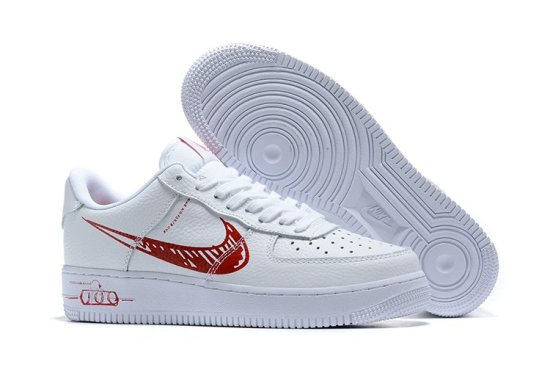 Nike Air Force 1 Low Sketch Red 1