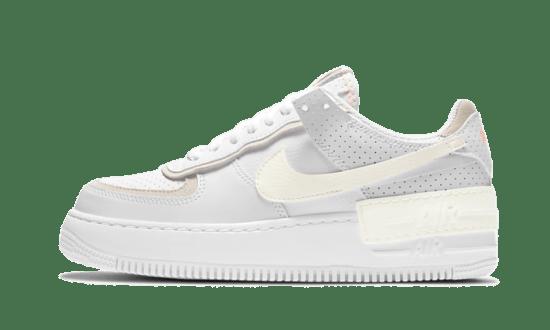 Nike Air Force 1 Shadow White Atomic Pink 1