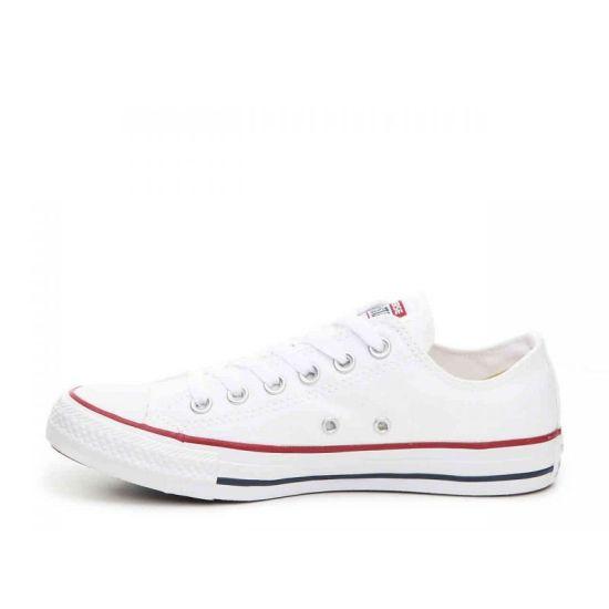 Converse All Star Bajas Blancas