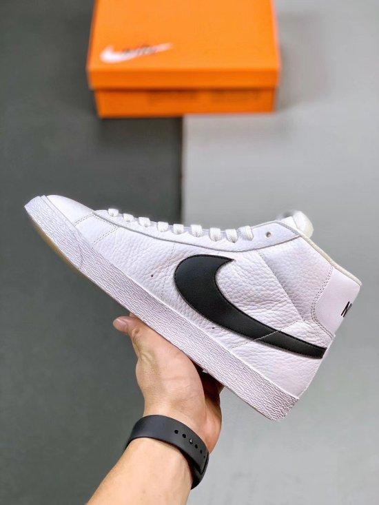 Nike Blazer Mid Retro White/Team Black