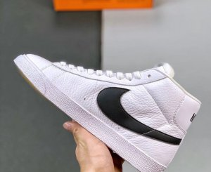 Nike Blazer Mid Retro White/Team Black