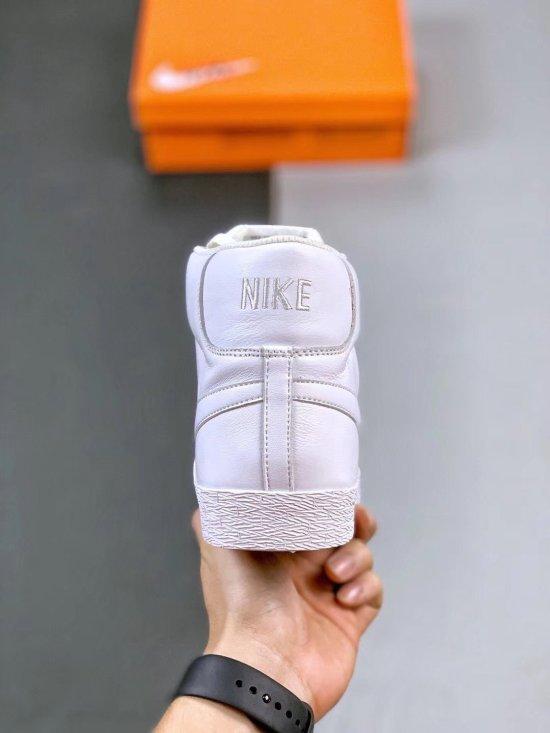 Nike Blazer Mid Retro WhiteTeam White 2