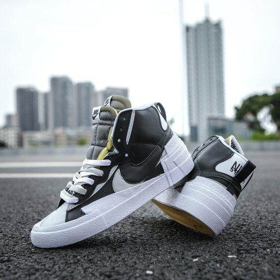 Nike Blazer Mid x Sacai 4 4