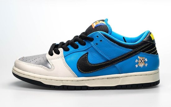 Nike SB Dunk Low Instant Skateboards