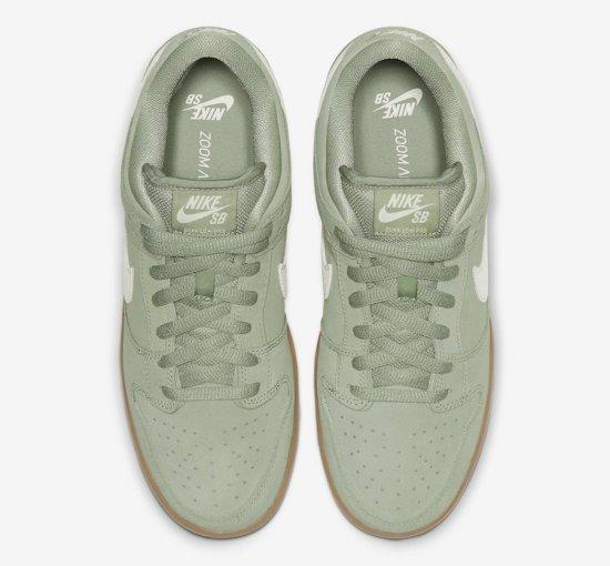 Nike SB Dunk Low Island Green Gum 2
