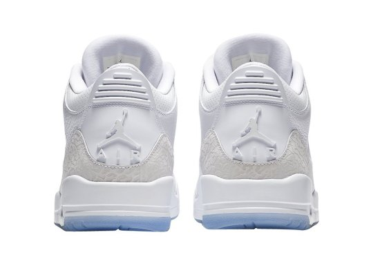 air jordan 3 triple white 5
