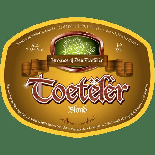Toetëlèr Blond