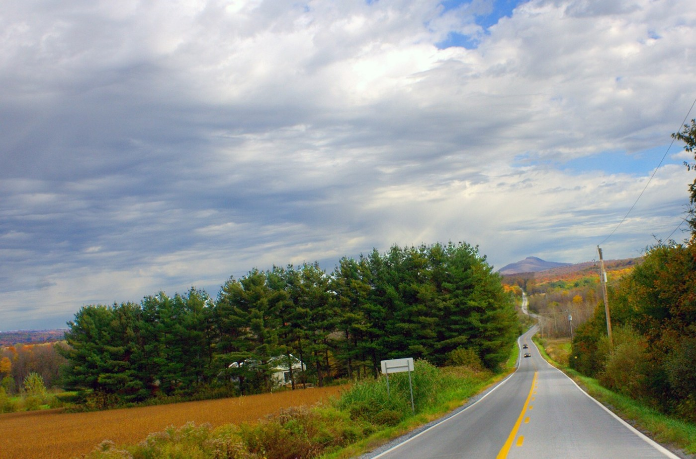 Eastern Townships Wine Route