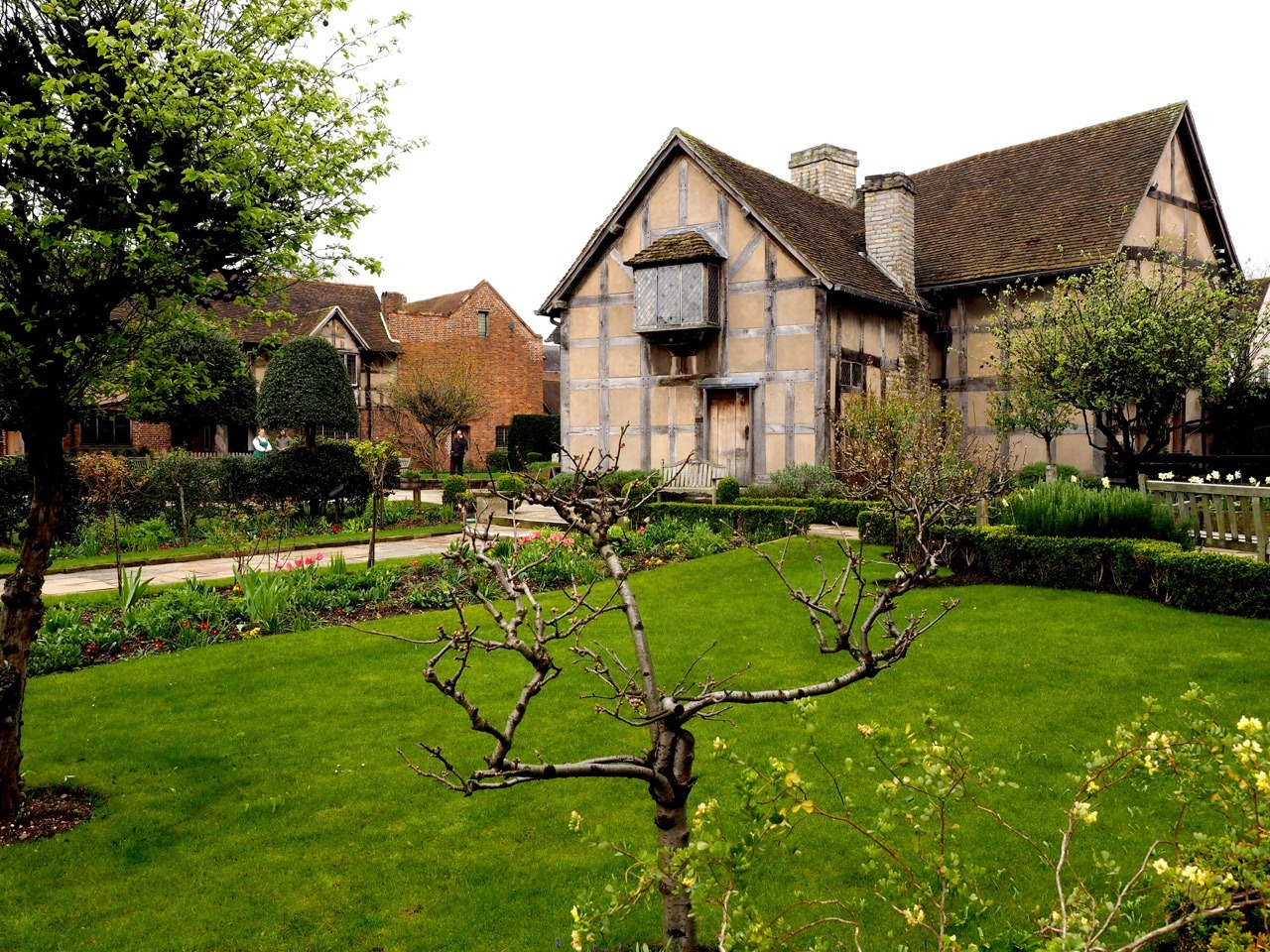 shakespeare birthplace