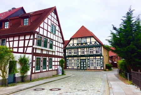 German Framework Road