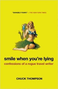 travel books smile when you're lying