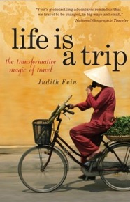 travel books life is a trip