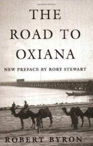 travel books the road to oxiana