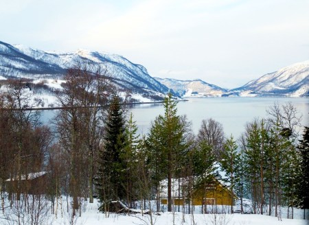 Norway in winter