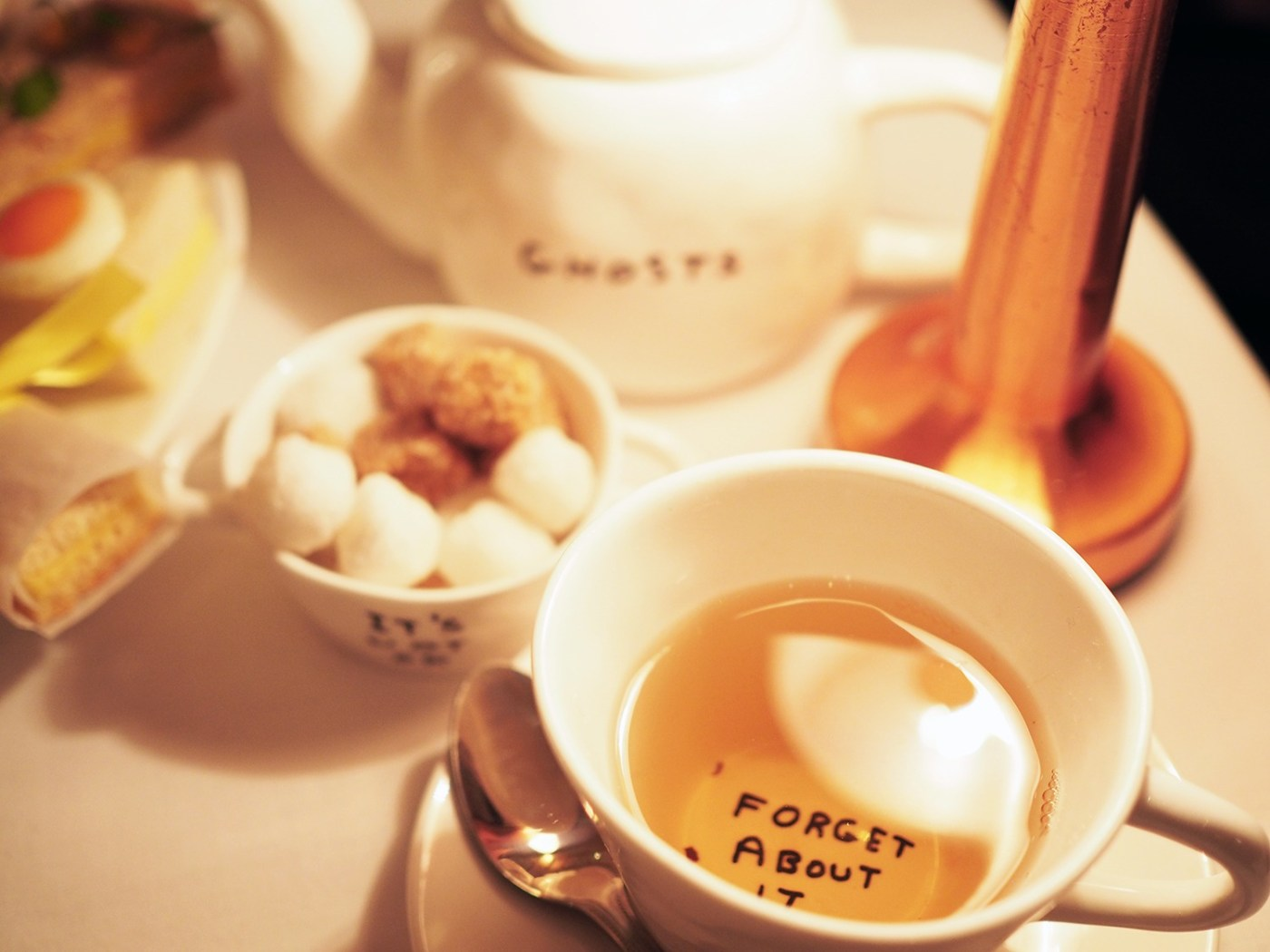 afternoon tea at sketch london - 21