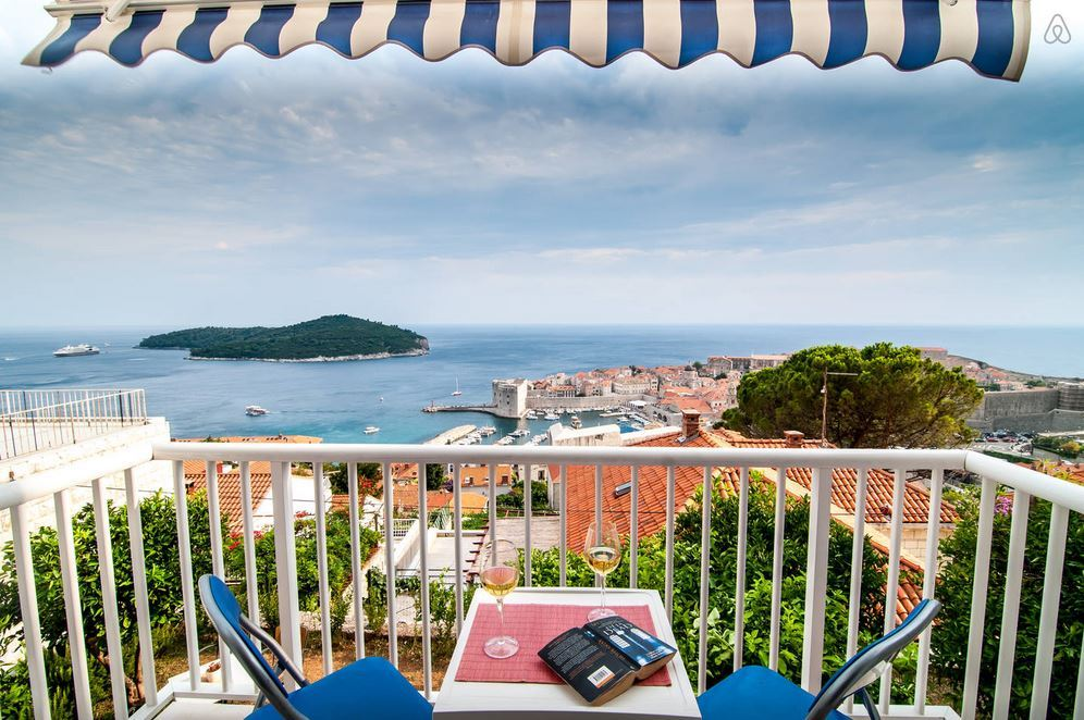 airbnb in dubrovnik