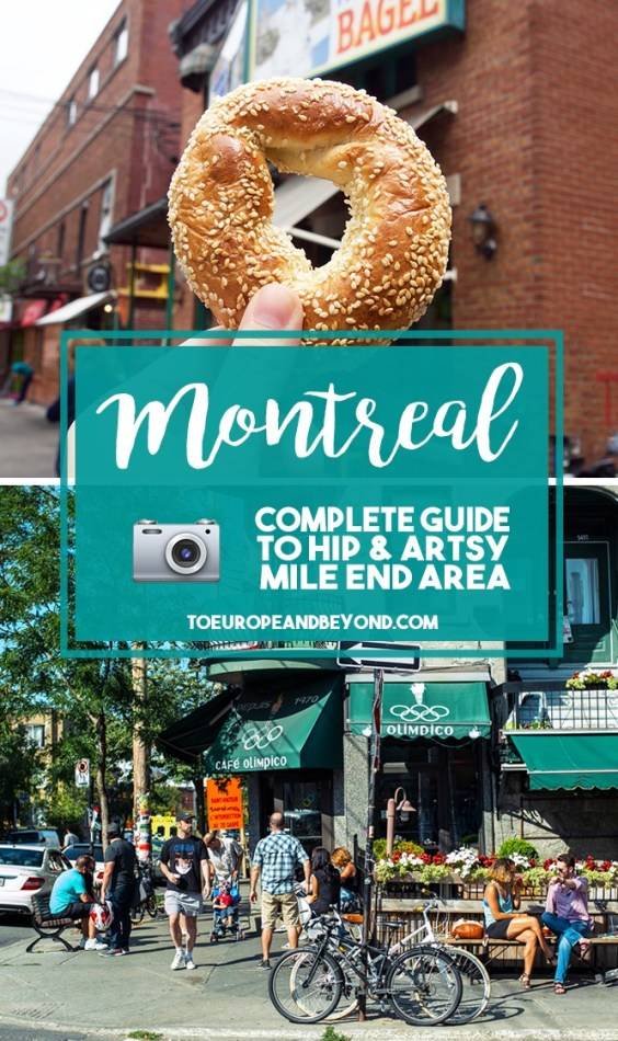 A list of things to see and do in Mile End Montreal, the artsiest and coolest district in the city. Includes food tours, boutiques, and cafés suggestions.