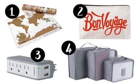 Travel Gifts For Travellers