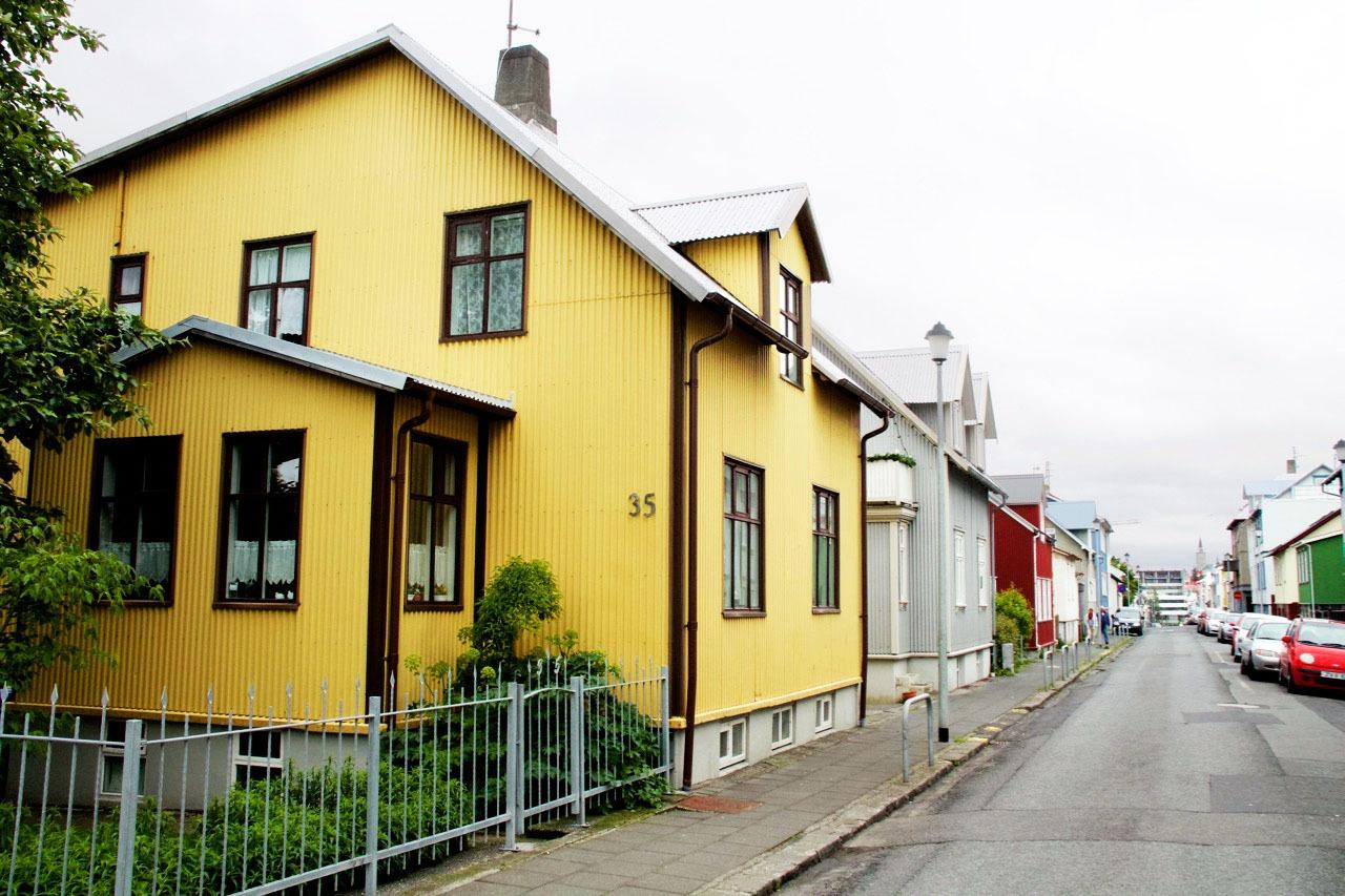 photos of reykjavik