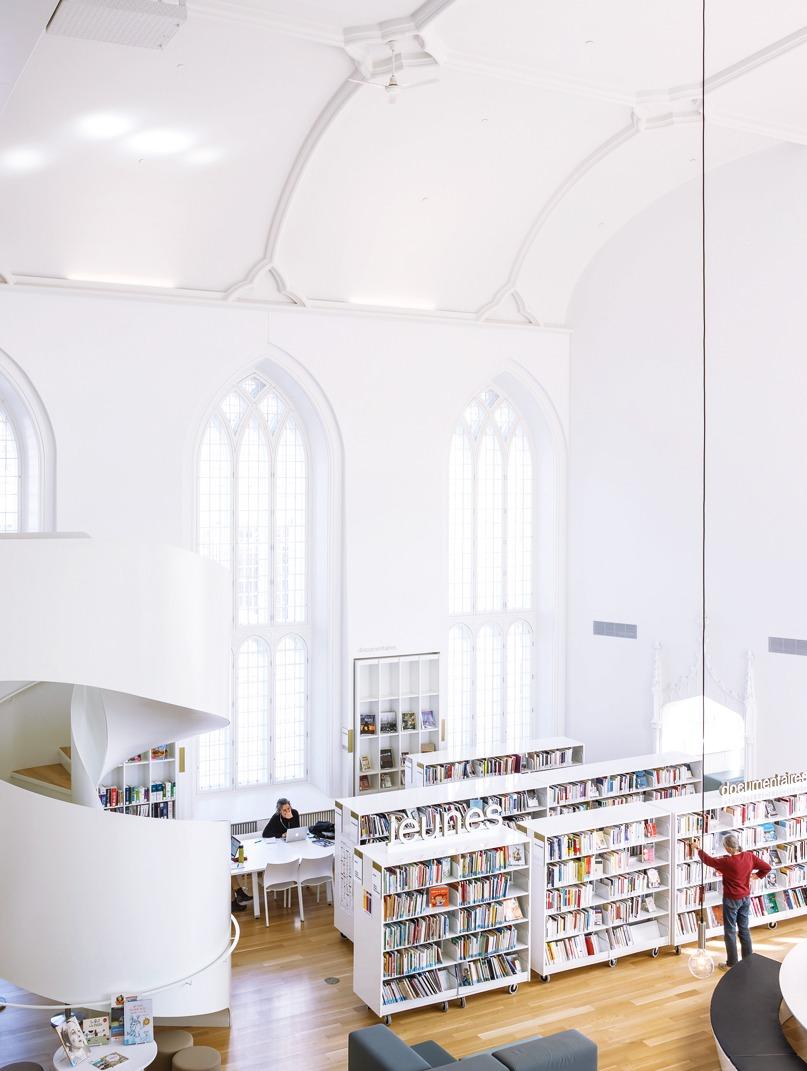 Maison de la littérature - Things to Do in Quebec City
