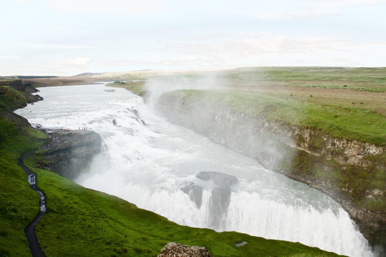 Gullfoss Waterfall - The Best Day Trips From Reykjavik