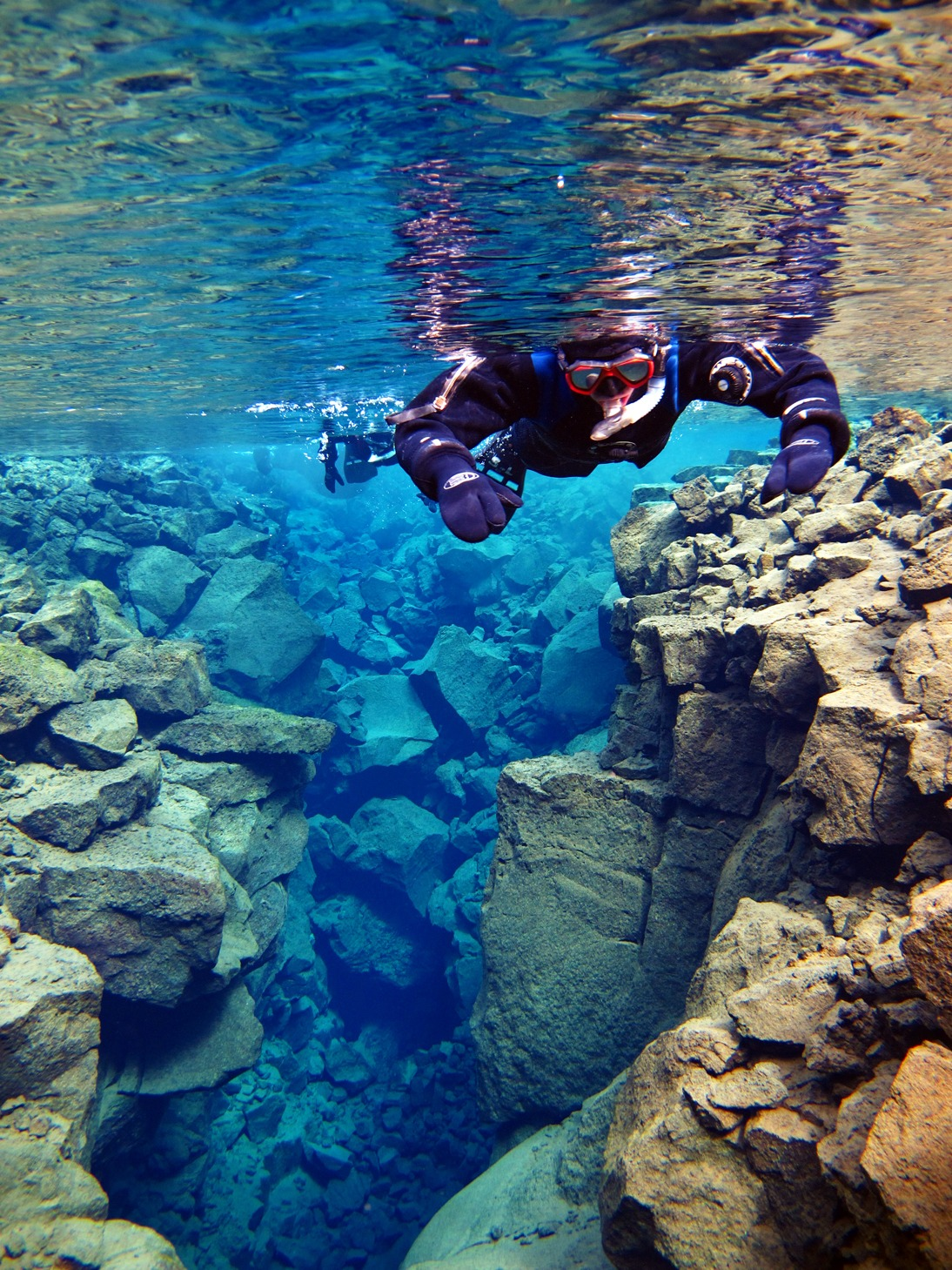 Scuba Diving in Silfra - The Best Day Trips From Reykjavik