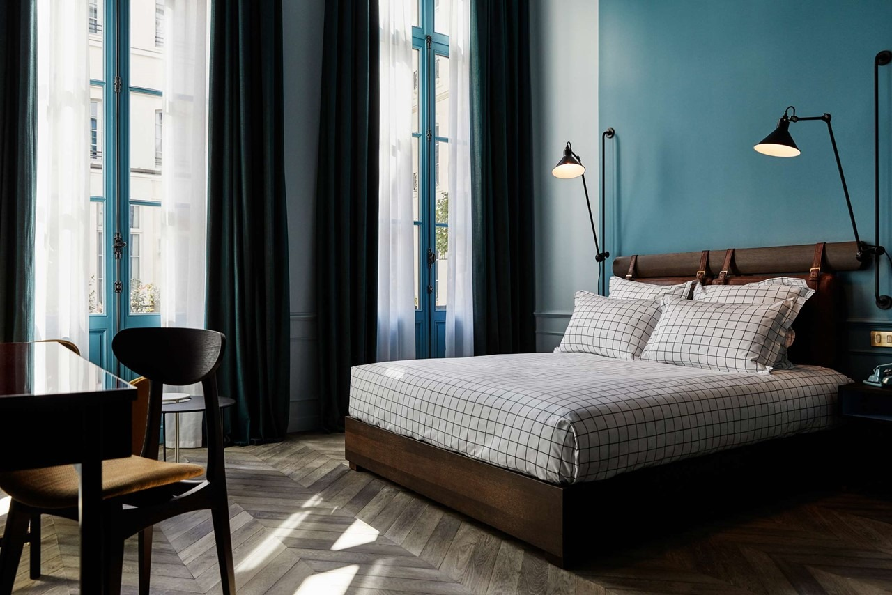 The Hoxton Paris, a trendy boutique hotel in Paris