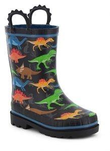 Western Chief Boys Waterproof Printed Rain Boot
