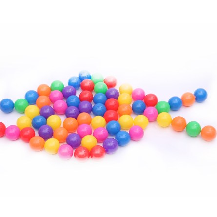 Fun Soft Plastic Ocean Ball, Colorful