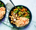 Featured picture smoked tofu bowl
