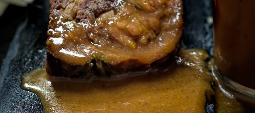 Vegane Bratensauce – so gelingt die Soße garantiert!