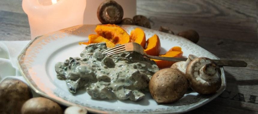 Pilzragout – das beste vegane Rezept