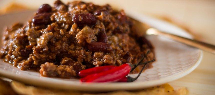 Chili sin Carne – ein Siegerrezept